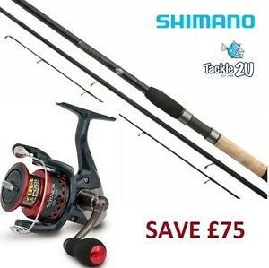 Shimano Aernos Reel & Vengeance Float Rod - Rod + Reel SPECIAL COMBO OFFER