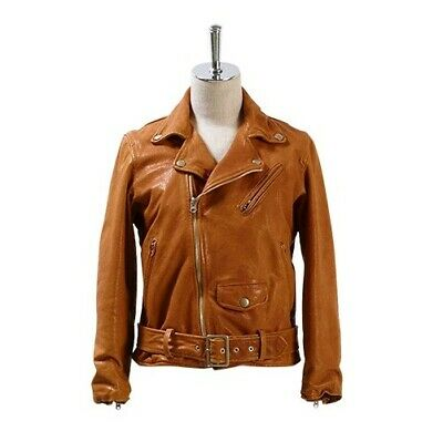 Barneys $1300 Distressed Biker Leather Jacket Small Veda The Row Vince Theory