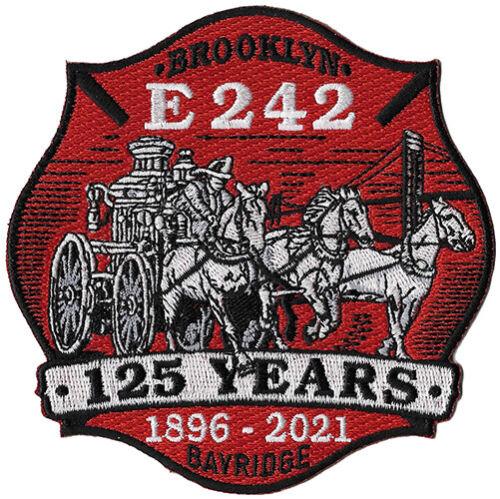 New York City Engine 242 Bayridge Brooklyn NEW Fire Patch