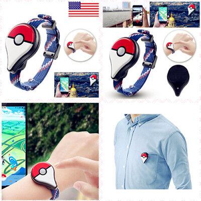 US Pokemon Nintendo Go Plus Game Accessory Bluetooth Wristband Bracelet Watch ](Go Plus)