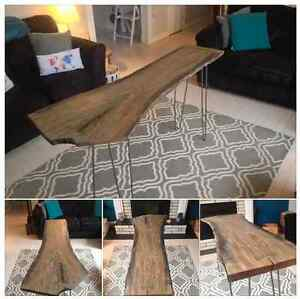 Phoenix Timber ~ Wood Console / Sofa Table