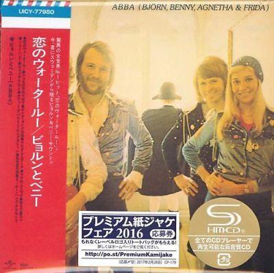 ABBA-WATERLOO-JAPAN MINI LP SHM-CD BONUS TRACK Ltd/Ed G00 for sale  Shipping to Ireland