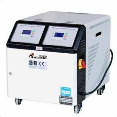 6kw Oil Type Two-in-one Mold Temperature Controller Machine Plastic Chemical U