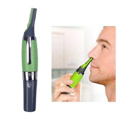 Afeitado electrico de la nariz, maquinilla cortar perlo nariz