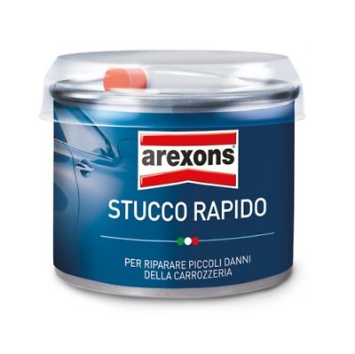 AREXONS STUCCO RAPIDO PER RIPARARE PICCOLI DANNI CARROZZERIA AUTO 200ML
