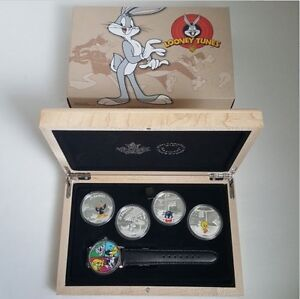 Canada RCM Looney Tunes Coin silver Collection.
