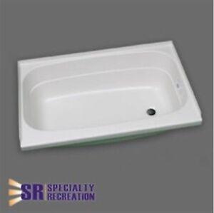 Specialty Recreation BT2446WR RV Bathtub 24