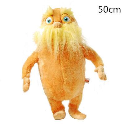 Dr Seuss Spielzeug (50cm Dr. Seuss The Lorax Plüsch Plüschtier Spielzeug Stofftier Puppe Figur Toy)