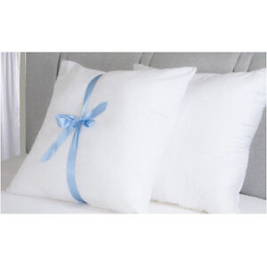 65cm-x-65cm-Square-Euro-Continental-Bounce-Back-Cotton-Satin-Stripe-Pillow