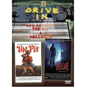NEW DVD THE PIT/HELLGATE COMBO - 47699718