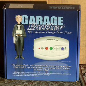 Garage Door Butler - Automatic Timed Closer