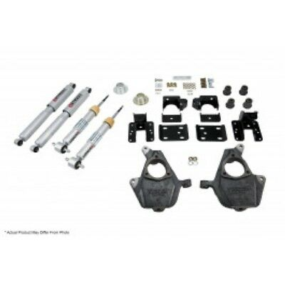 Belltech 1001SP Lowering Kit For 2015 2017 Ford F150 All Cabs Short Bed 2WD