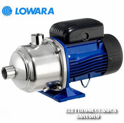 Electric Pump Centrifuge Multistage 3HM05P07M HP 1 Volt 220 Lowara