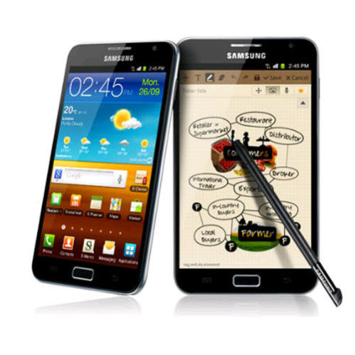 """Android Phone - 5.3"""" Unlocked Samsung Galaxy Note N7000 16GB Android Smart Mobile Phone Gift UK"""