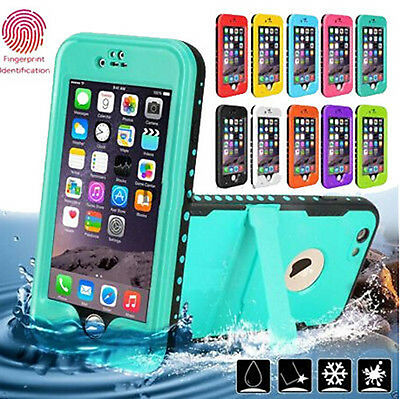 New For Apple iPhone 6/6S & 6/6S Plus Waterproof Shockproof Durable Case Cover