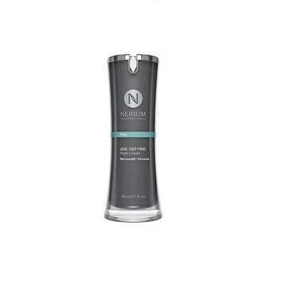 Nerium Ad Age Defying Night Cream   New Factory Sealed
