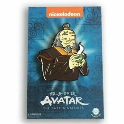 Zen Monkey: Iroh's Tea Time - Avatar: The Last Airbender Pin