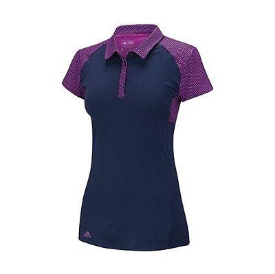 Adidas Mujer Avance Geo Polo (S) B81930