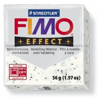 Staedtler Fimo Effect Polymer Modeling Clay 2oz -  Marble (#8020-003)