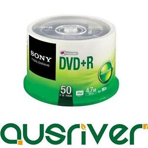 50-Disc-Sony-DVD-R-DVDR-Recordable-Blank-Media-Discs-16x-4-7GB