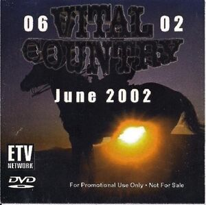 ETV Vital Country DVD - June 2002