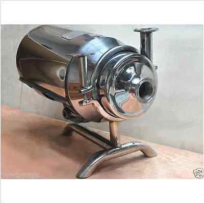 Stainless Steel Sanitary Pump Sanitary Beverage Milk Delivery Pump 3th 110v60 M