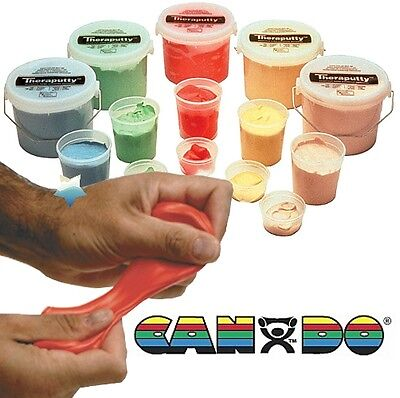 Cando Theraputty Hand Exercise Putty, 4 oz ()