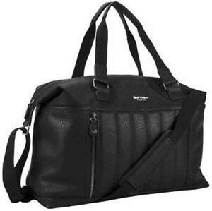 Buffalo BUF110302CA David Bitton Stockholm Duffle Bag - Black  (New Other)