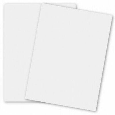 Case Of Bright White Paper - 8.5 X 11 - 60lb Opaque Text - 4000 Sheets