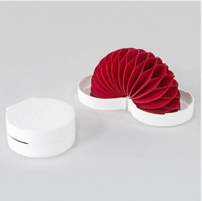 nanum Lovepot Compact Humidifier / Red  / Made in Korea