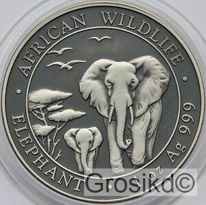SOMALIA 2015 100 SH. ELEPHANT 1 Oz SILVER ANTIQUE FINISH UNIQUE - <span itemprop=availableAtOrFrom>Sejny, Polska</span> - SOMALIA 2015 100 SH. ELEPHANT 1 Oz SILVER ANTIQUE FINISH UNIQUE - Sejny, Polska