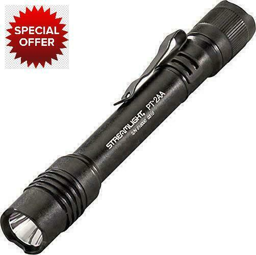 Streamlight Protac Professional Tactical Flashlight High Low