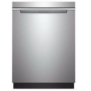 24-inch Whirlpool Dishwasher, 15 place settings, Stainless, Showroom