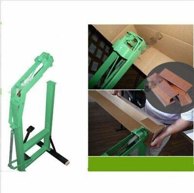 New Foot Pedal Impulse Sealer Carton Box Bottom Sealing Machine