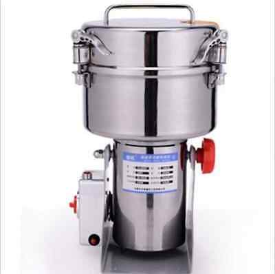 2000g Automatic swing herbal grinder/tea grinder/bean grinder/Coffe grinder