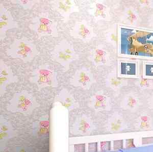 Wallpaper Teddy Bear Kids Room Children's Room Nursery Bradbury Campbelltown Area Preview