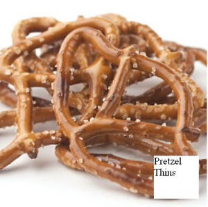 Pretzels Thins Balls Cinnamon Sugar Micro Mini Honey ...