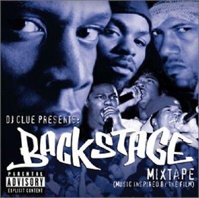 DJ Clue  - Backstage Mixtape Sdtk Explicit Lyrics 2 LPS( VINYL 8-29-2000 ) ()
