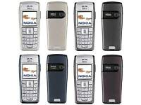 Brand New Unlocked Nokia 6230 Black Colour