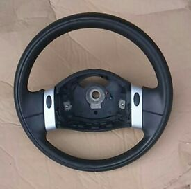 MINI R50 R52 STEERING WHEEL