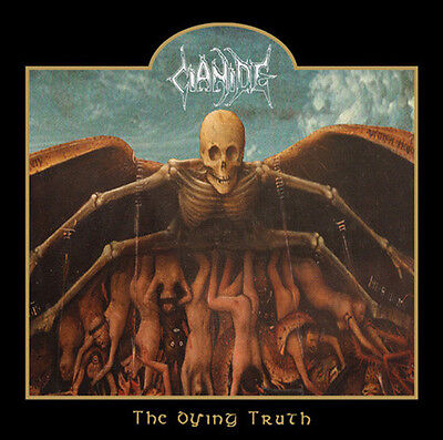 Cianide The Dying Truth Cd  2012 Re Issue  New