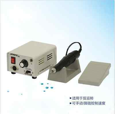 Micromotor Strong 90 Mini Motor Jewelry Polishing Machine 0-35000 Rpm Dental Lab