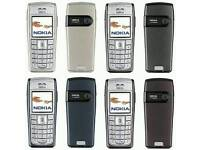 Open To All Networks Brand New Nokia 105-108-1112-1200-6230-6300-2730 Unlocked