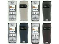 Open To All Networks Brand New Nokia 105-108-1112-6230-6300-2730 Unlocked