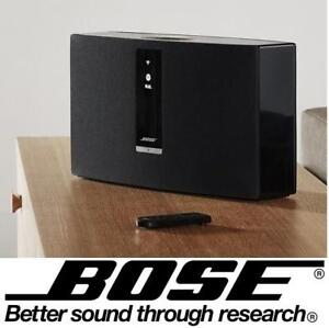 NEW BOSE SOUNDTOUCH 30 SYSTEM 738102-1100 142893748 SERIES III WIRELESS MUSIC