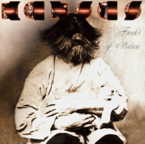 KANSAS: Freaks Of Nature (1995) CD
