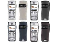 Brand New Unlocked Nokia 6230 Black Colour