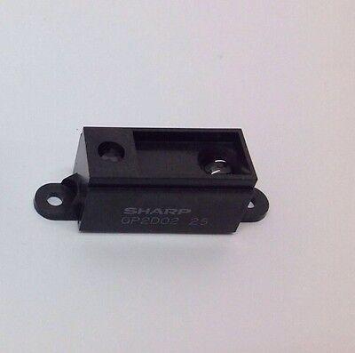Sharp Gp2d02 Infrared Distance Measuring Ranging Sensor Ir Ranger New