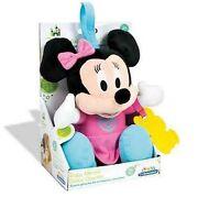 Clementoni Baby Minnie Coccola E Impara Tenero Peluche 14411 -  - ebay.it