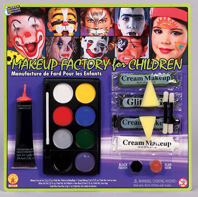 Makeup Kit All Occasions Face Paint Factory Collection - Halloween Makeup Collection